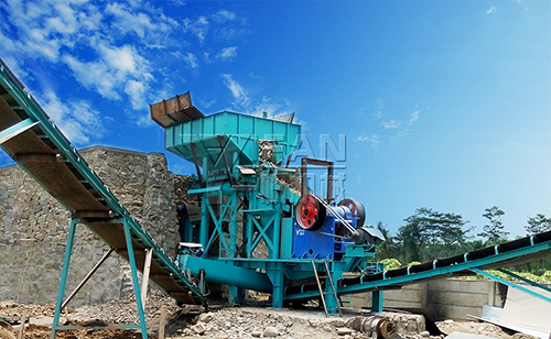 Rahang Crusher